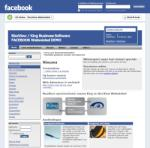 WebAdventure op Facebook
